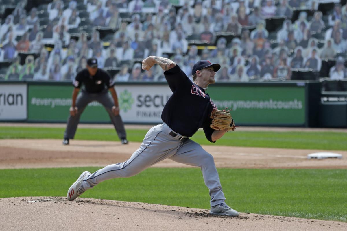 Indians White Sox Baseball