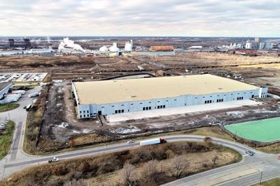Developer kicks off $164 million industrial park that will bring 1,400 jobs to former Republic Steel mill