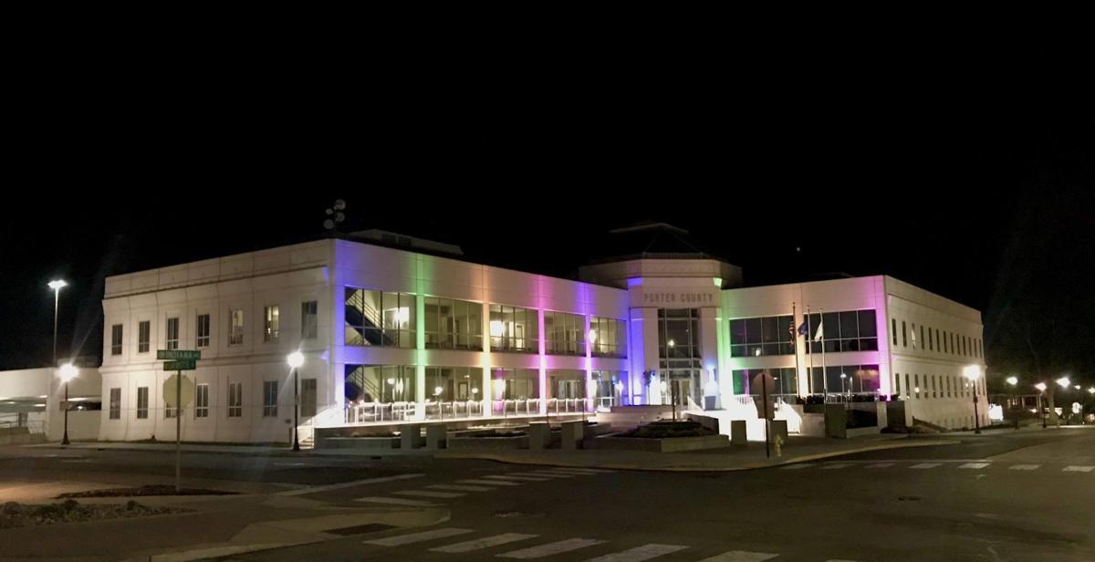 Porter County Administration Building (copy)