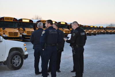 Driver issued several citations during crackdown on Lake Central school bus stop arm violations