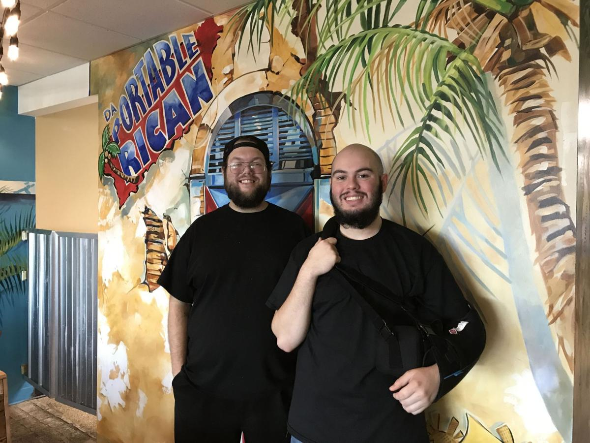 Brothers bring family recipes to new Puerto Rican restaurant in Portage