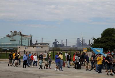 USW: 'Challenging days ahead' in U.S. Steel contract negotiations