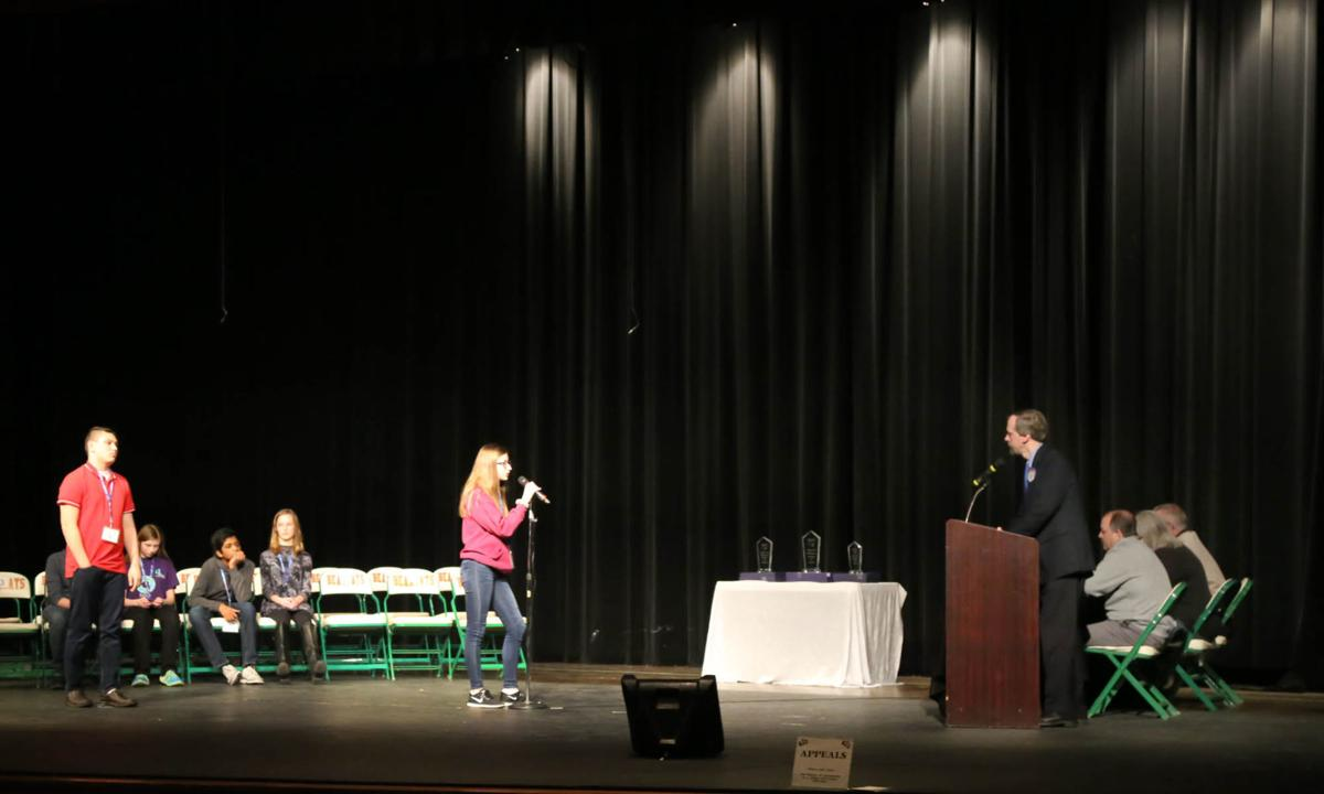 Spelling Bee at Wheeler High School