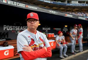 Cardinals fire manager Shildt due to 'philosophical differences'