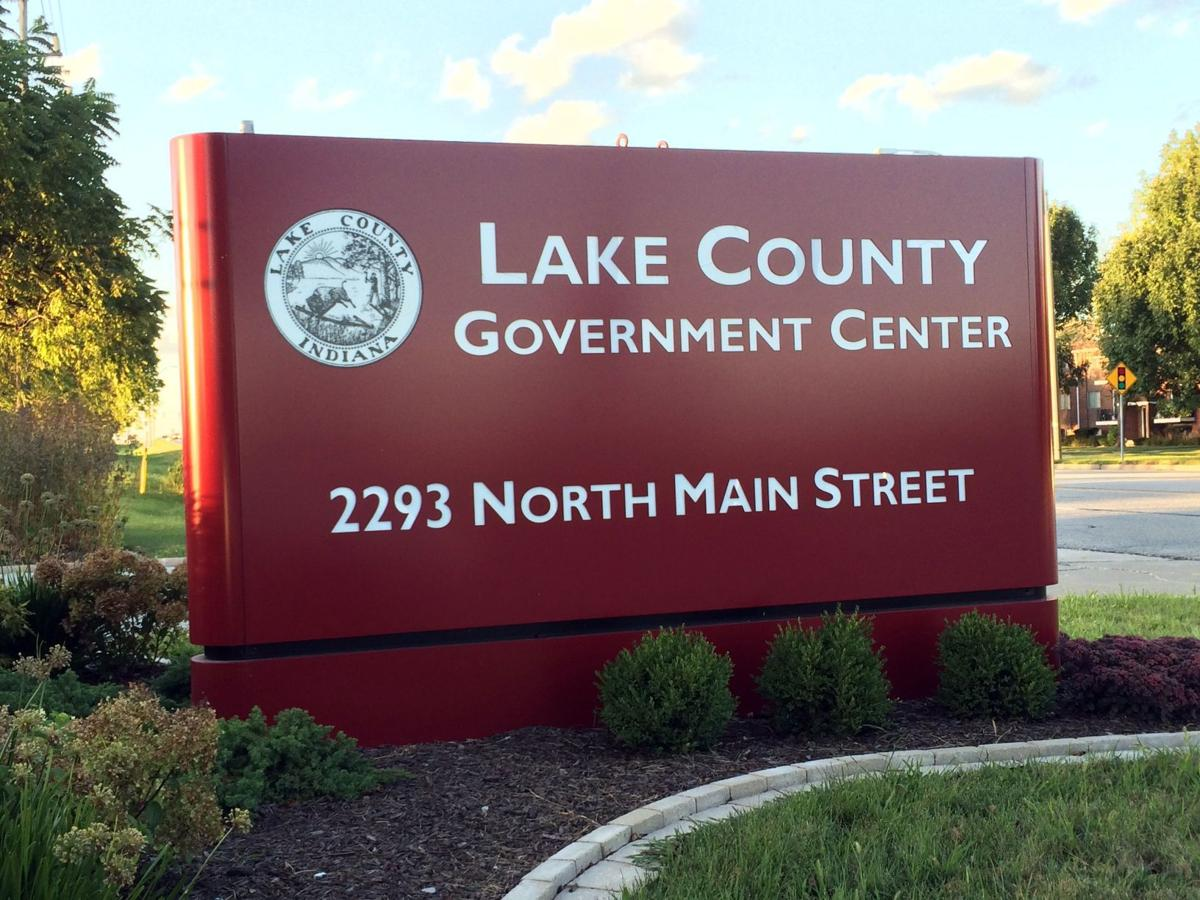 Lake County Government Center stock