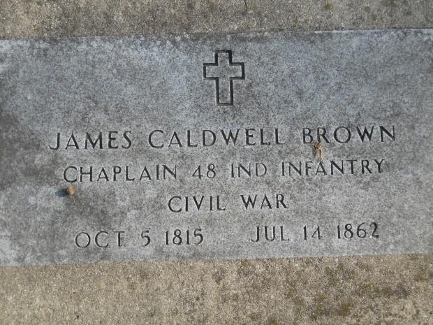 James Caldwell Brown, 1815-1862