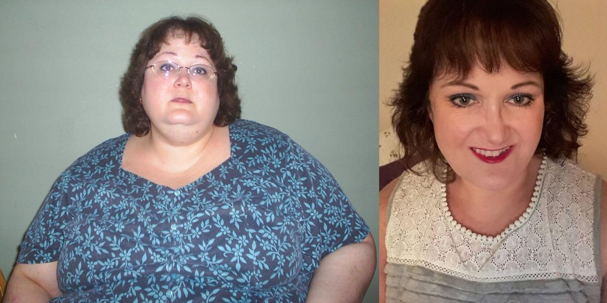 NWI native maintains 230-pound weight loss