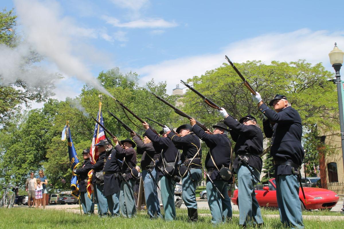 Local group honors Civil War veterans