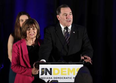Election 2018 Senate Donnelly Indiana