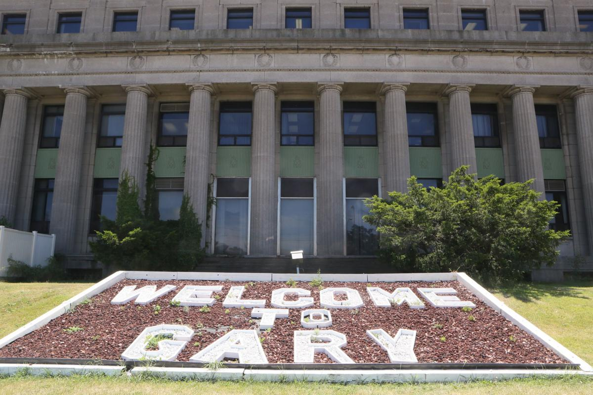 STOCK_Gary City Hall_Welcome