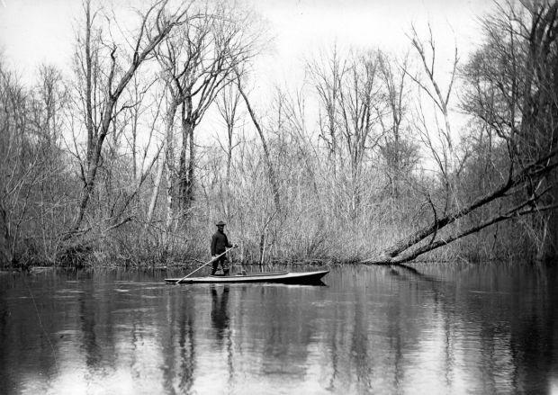 Kankakee River man