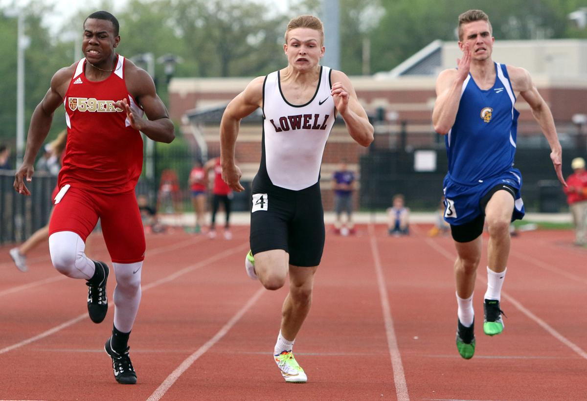 burlington wi high school track meet