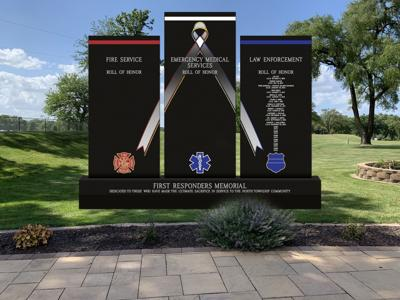 With first-responder memorial, Highland, North Township to honor service, sacrifice