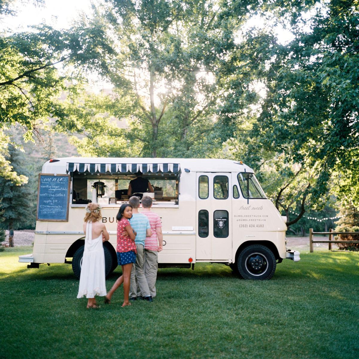 Food Truck Wedding Ideas: Planning A Wedding? Say 'I Do' To Food Trucks