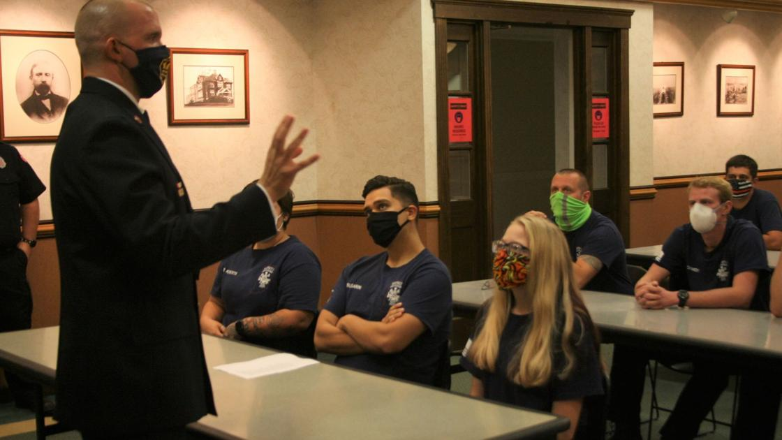 19 graduate from Lake County Fire Academy