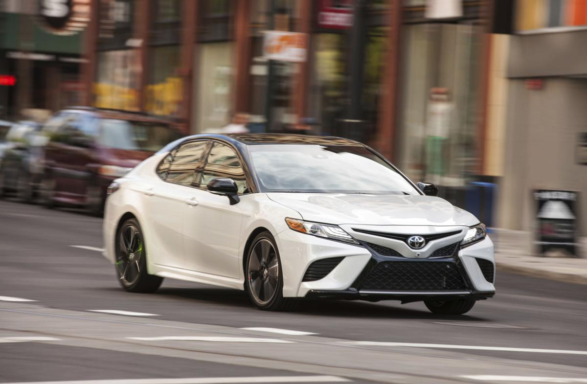 Behind The Wheel-Accord Or Camry