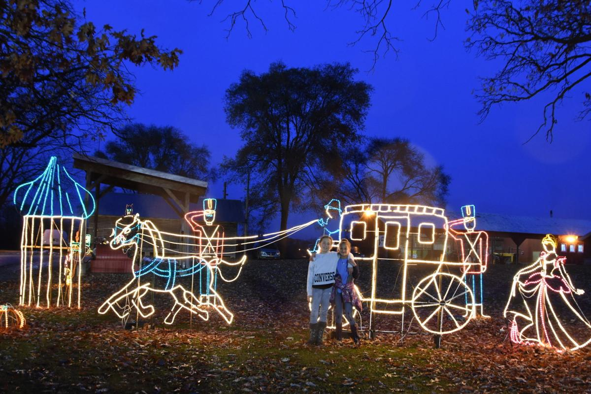 Winter Lights Festival called off because of COVID-19 but Winter Lights Drive-Through lives on