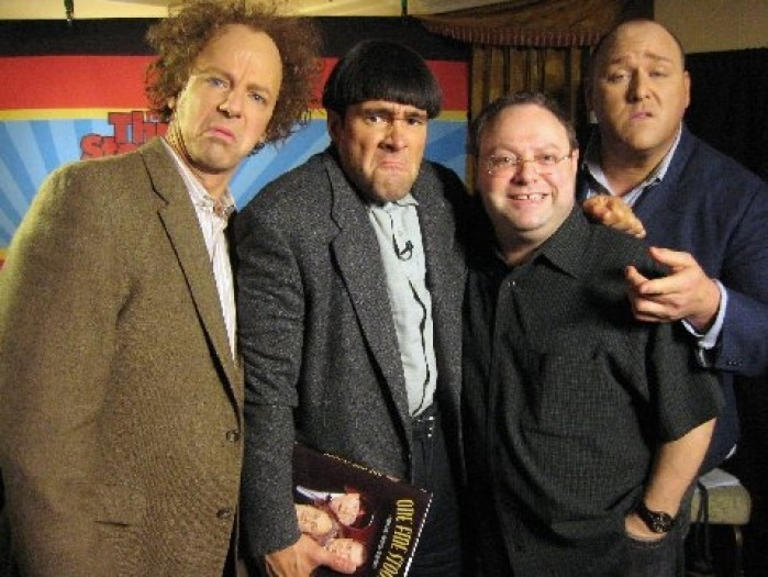 Photo of Comedy Greats The Three Stooges
