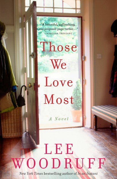 SHELF LIFE: Lee Woodruff's personal experiences form basis of her new novel