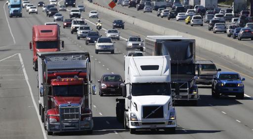 Highway traffic stock