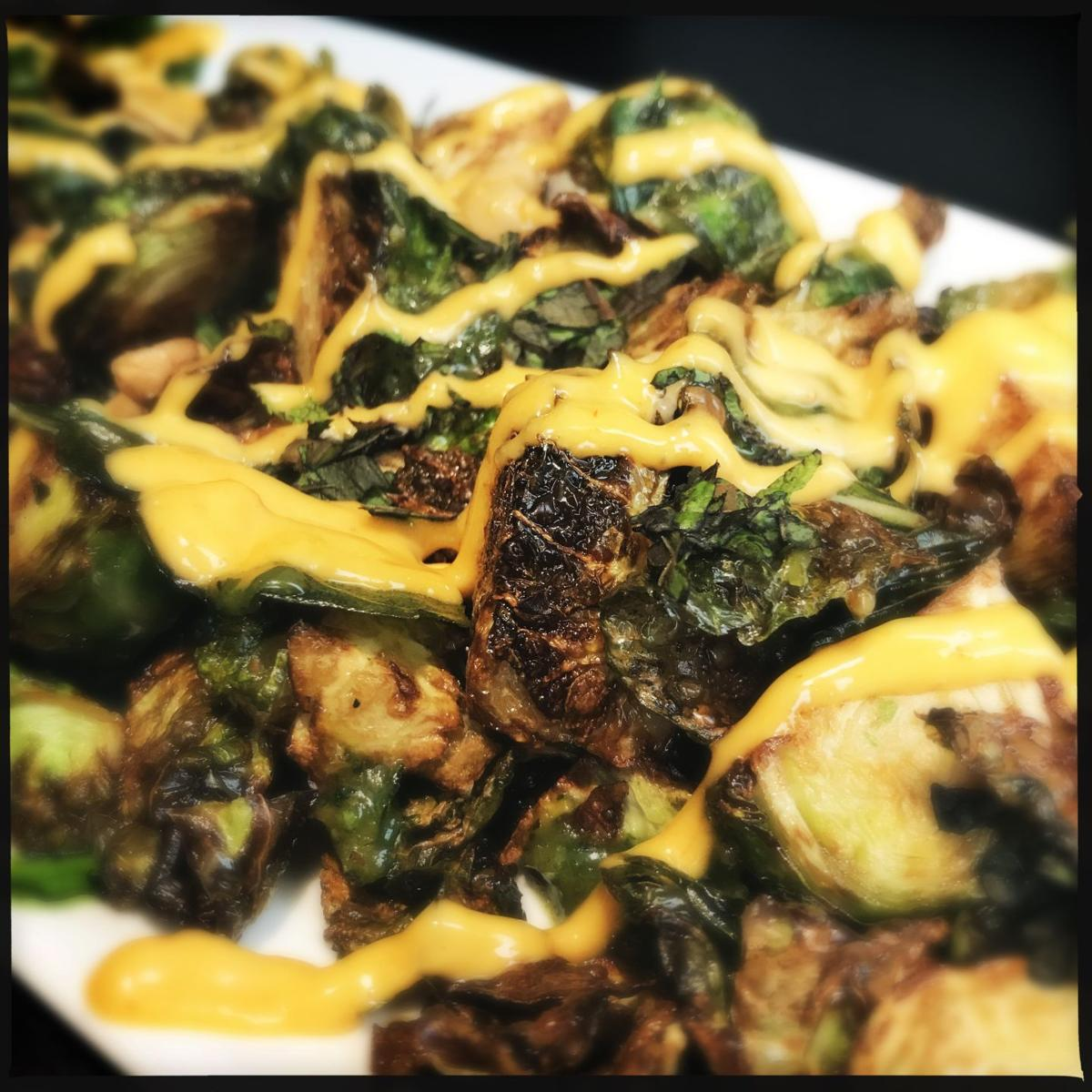 TASTE TEST: These aren't your momma's brussels sprouts