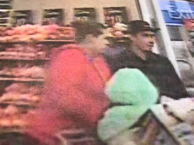 Police seek tips about 2 accused of robbing veteran, fraudulently using credit cards