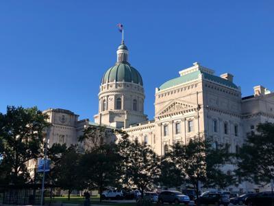 Indiana Statehouse