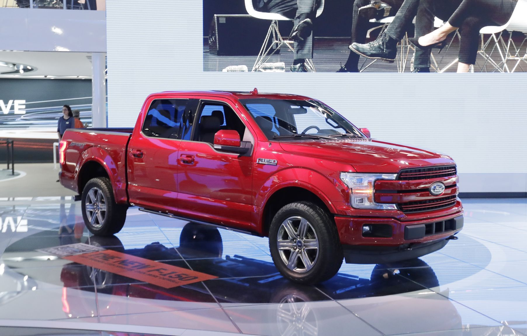Auto Show Ford & Ford adding diesel engine and more to F-150 | Cars | nwitimes.com markmcfarlin.com