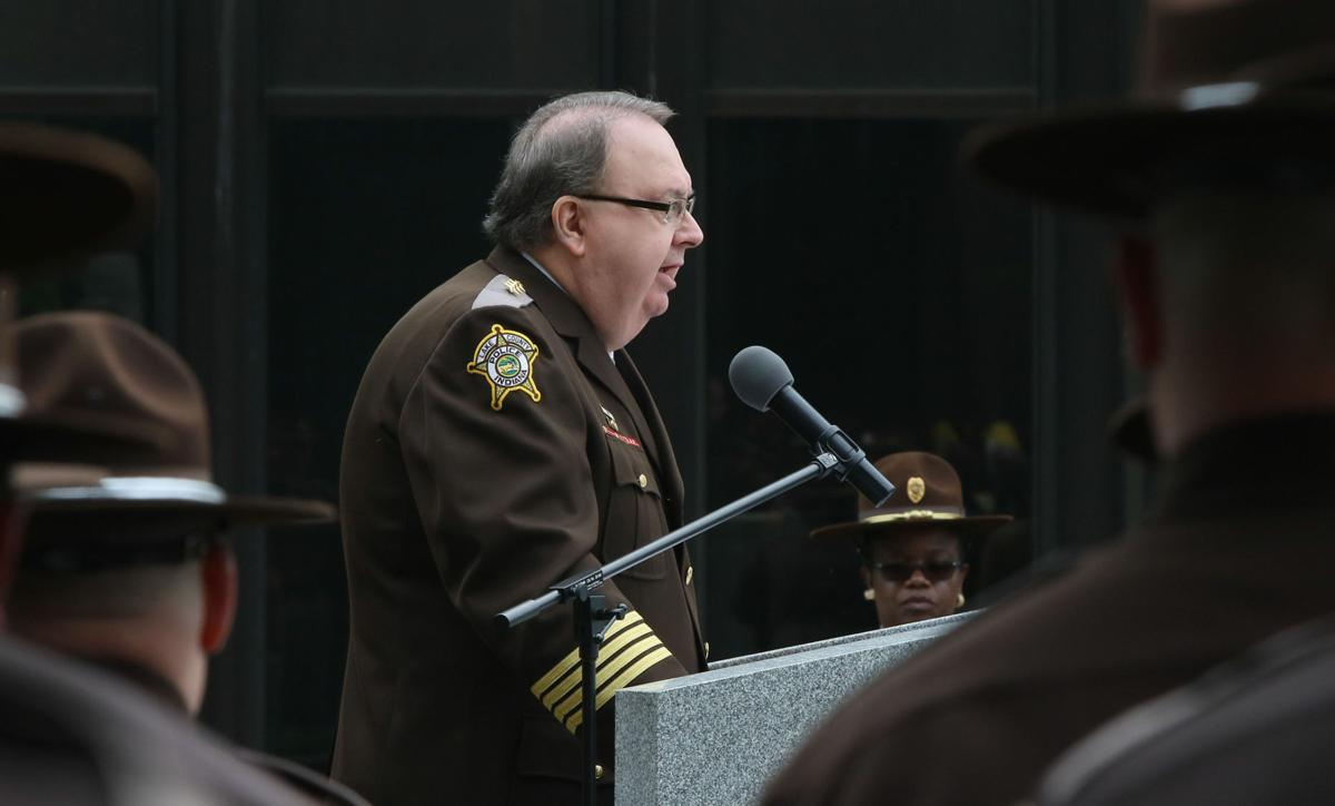 Indiana lake county griffith - Lake County Sheriff John Buncich