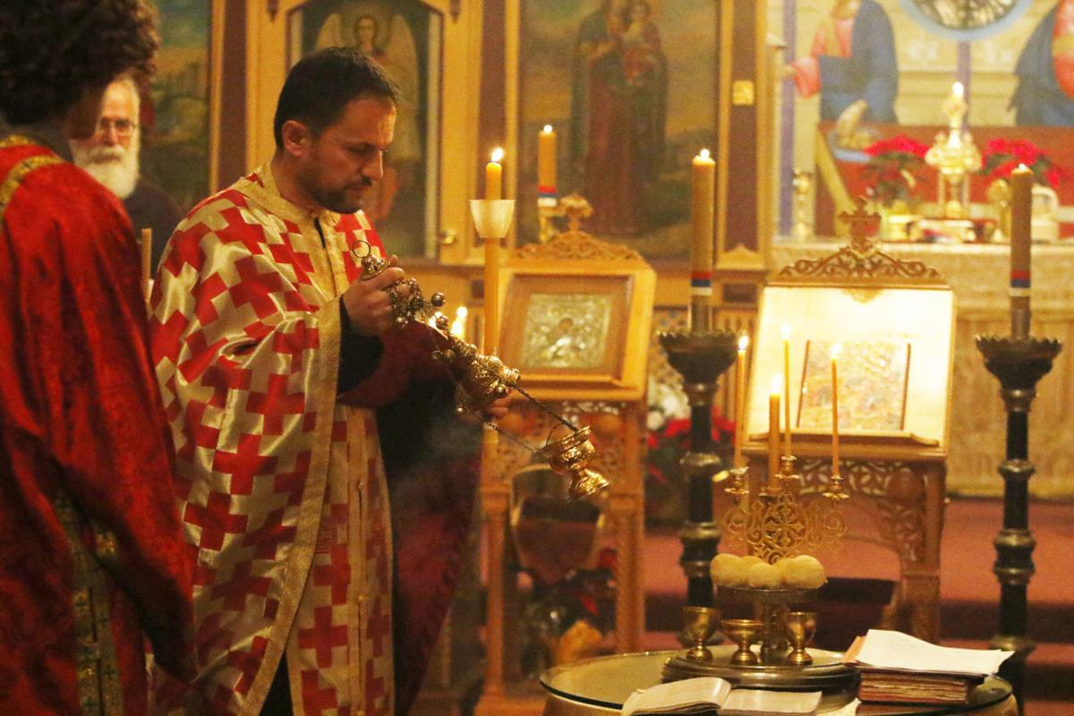 Eastern Orthodox Christmas.Eastern Orthodox In Northwest Indiana Join Others Around The