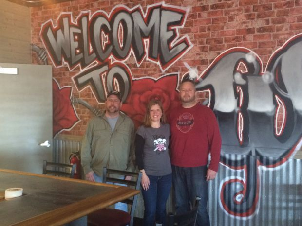Wildrose craft brewery blossoms in Griffith