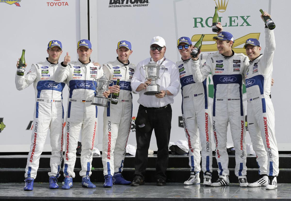 NASCAR Ganassi's 200th Auto Racing