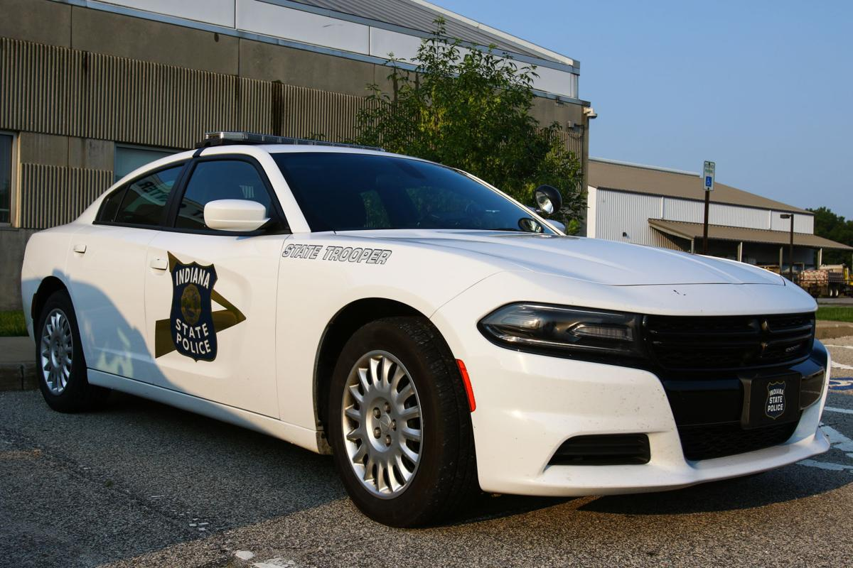 Indiana State Police stock