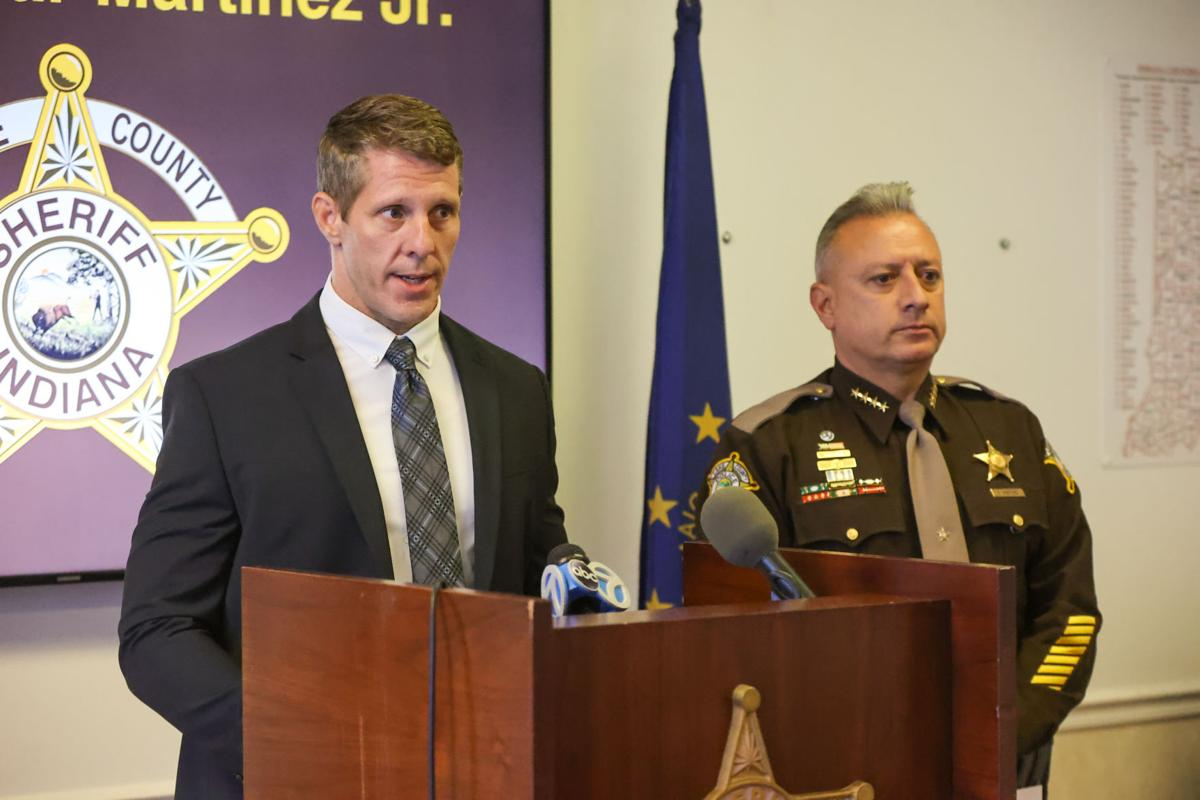 Lake County Sheriff's Press Conference