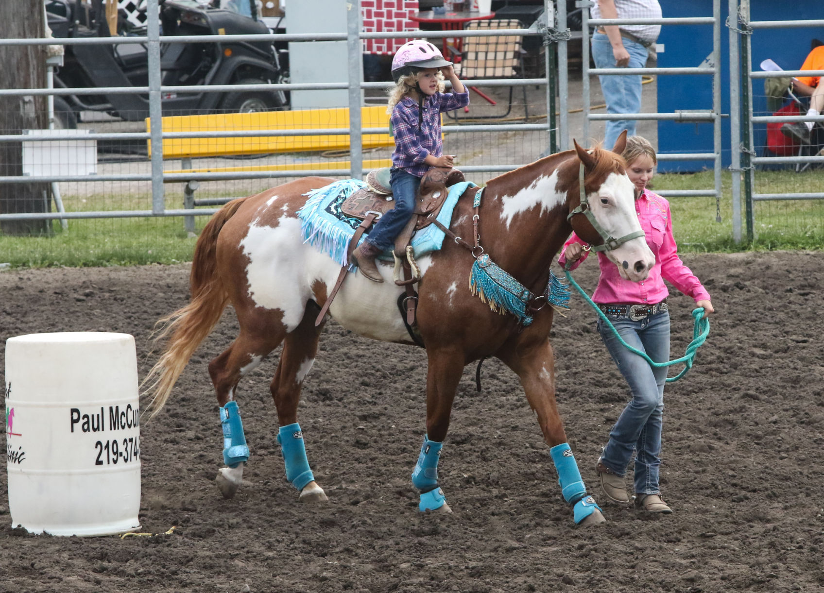 Not The First Rodeo For Competitors In Lake County Fair S Western Horse Show Lake County News Nwitimes Com