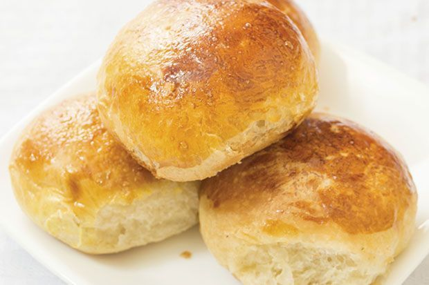 A delicious dinner roll is the perfect accompaniment to the family feast