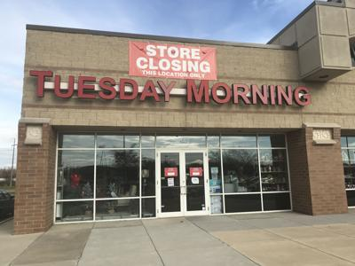 7a0f1c2f9c5 Tuesday Morning in Highland Grove shopping center to close ...