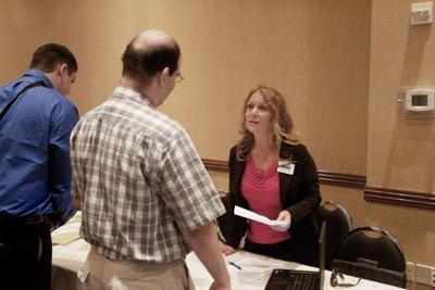 Afternoon events will focus on career fair