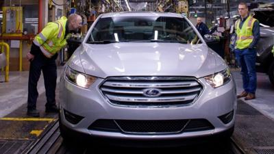 End of an era: Taurus production ceases at the Chicago Assembly Plant