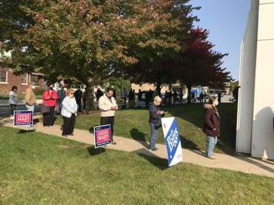 Early voting in Porter County (copy)
