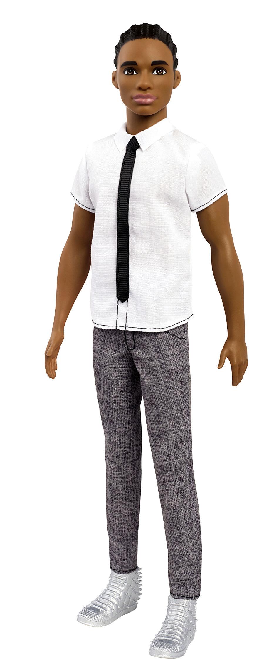 Ken Doll Makeover