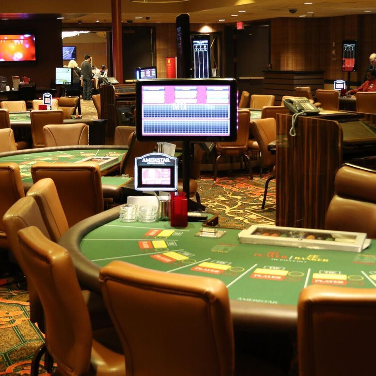 Ameristar's new baccarat room showcases legendary game | Games |  nwitimes.com