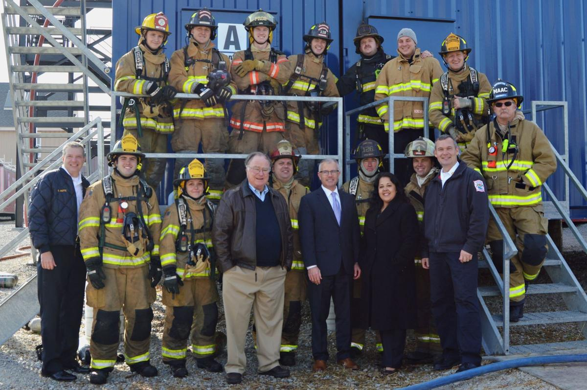 MAAC receives grant for First Responder Training Facility in Porter County
