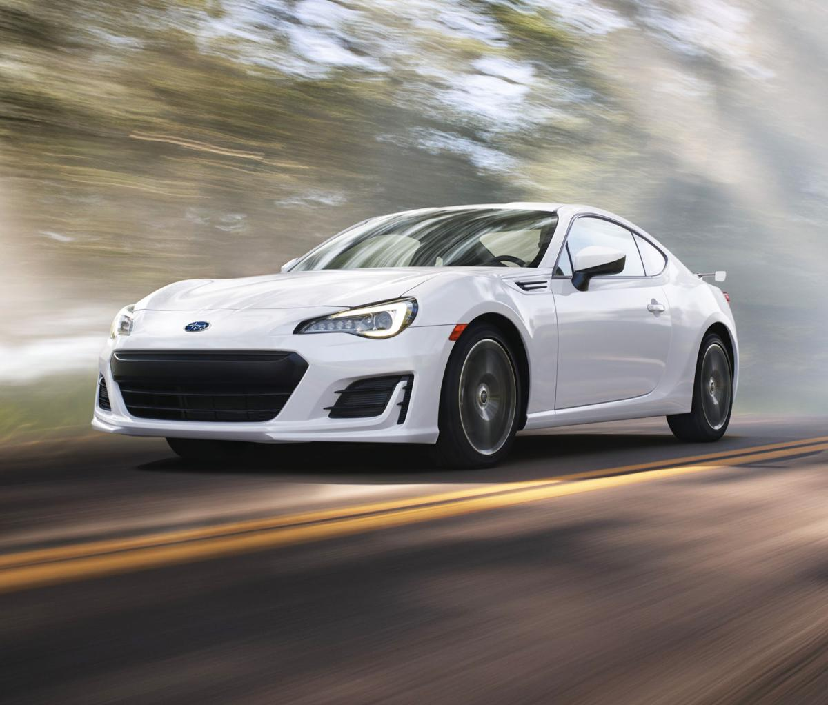 Subaru BRZ Gets Perfect Upgrades