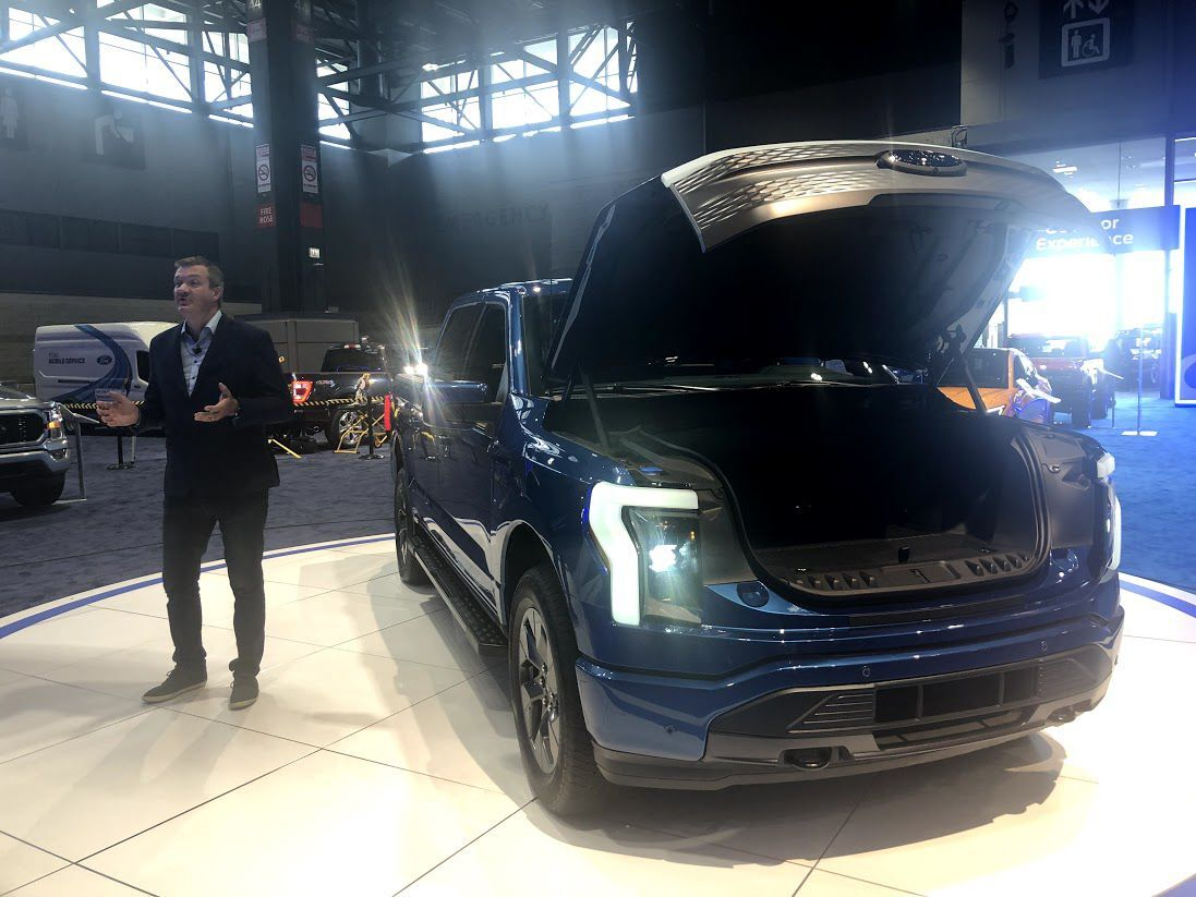 Ford rolls out new vehicles at Chicago Auto Show