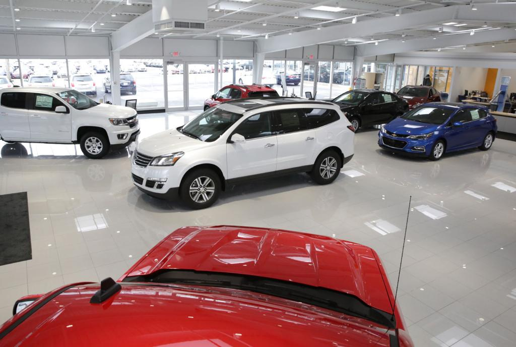 Hammond's last new car dealership left standing expands | Northwest Indiana  Business Headlines | nwitimes.com