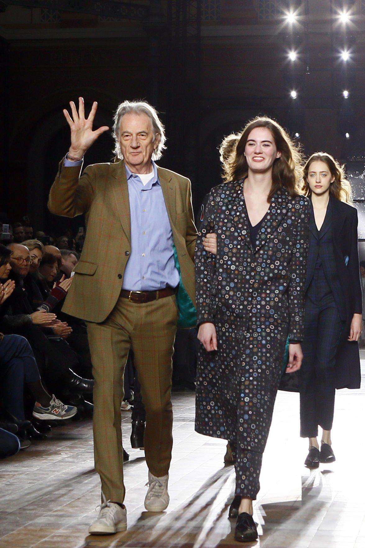 Paris Fashion Paul Smith