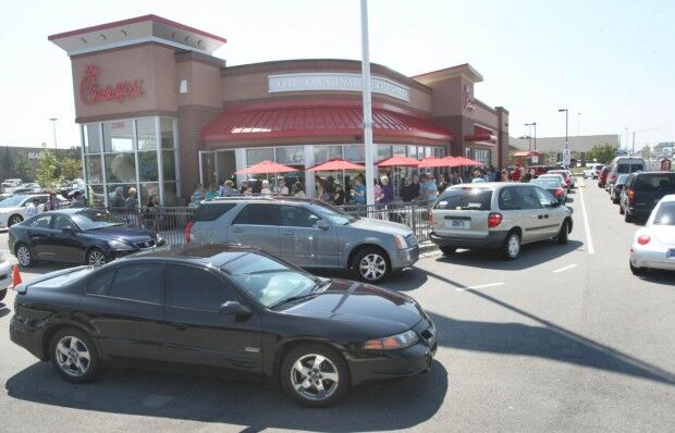 Chick-fil-A, Olive Garden, Longhorn Steakhouse coming to Schererville