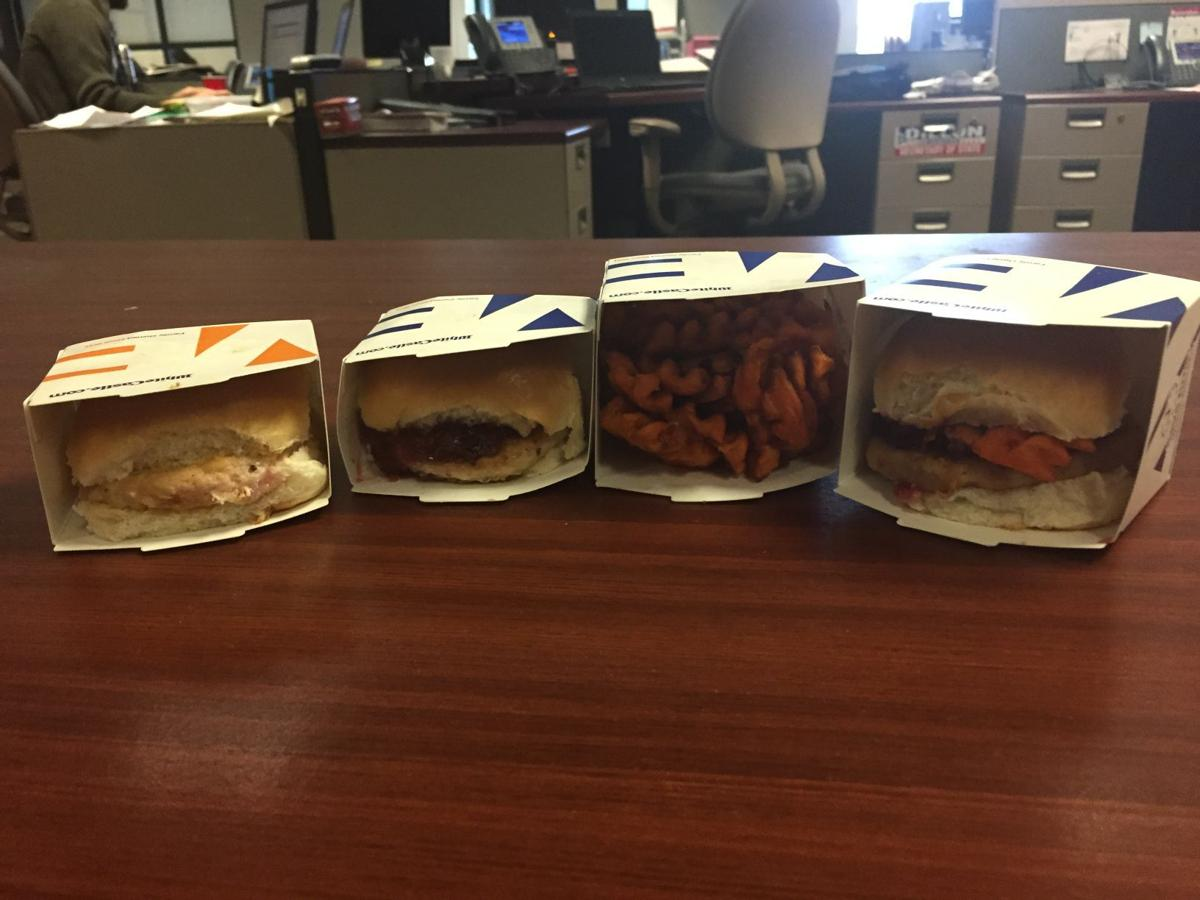 TASTE TEST: White Castle debuts Thanksgiving turkey sliders