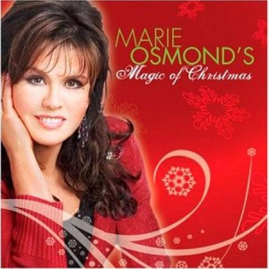Marie Osmond Calendar 2007